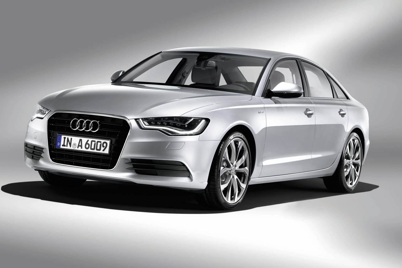 new car model 2011  2012 Audi A6 Photo Gallery