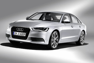 2012 Audi A6 First Look