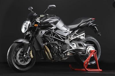 2011 MV Agusta Brutale 920 Sportbike
