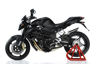 2011 MV Agusta Brutale 920 Side View