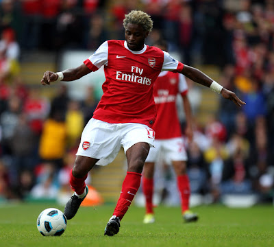 Alex Song Football Wallpapers