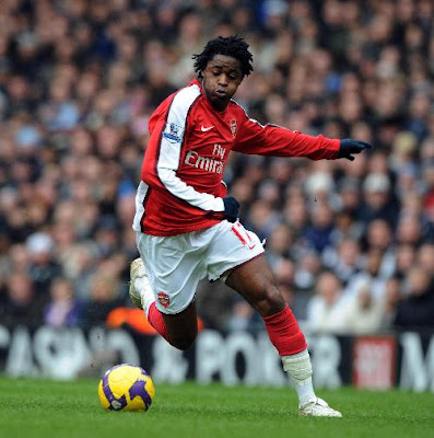 Alex Song Soccer Player