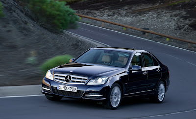 2012 Mercedes-Benz C-Class Luxury Sedan