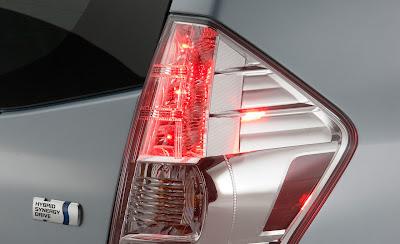2012 Toyota Prius V Taillight