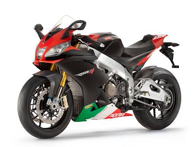 2011 Aprilia RSV4 Factory APRC SE Superbike