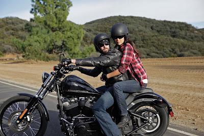 2011 Harley-Davidson FXS Blackline Softail Pictures