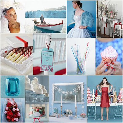 Themed Wedding Ideas on Sophisticated Floral Designs  Christmas Themed Wedding Ideas