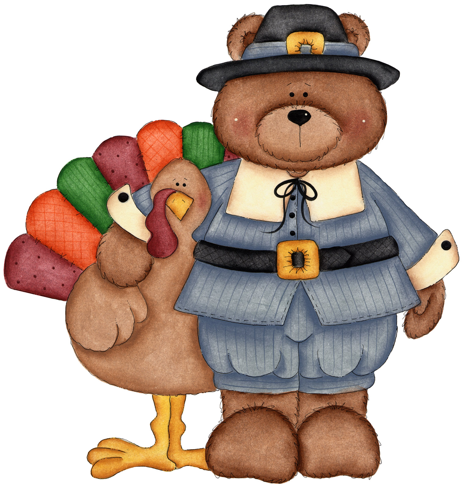 happy thanksgiving clip art - photo #27