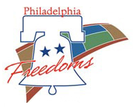 logo do Philadelphia Freedoms Tennis Team, Billie Jean King