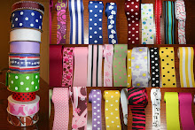 My Ribbons In Stock