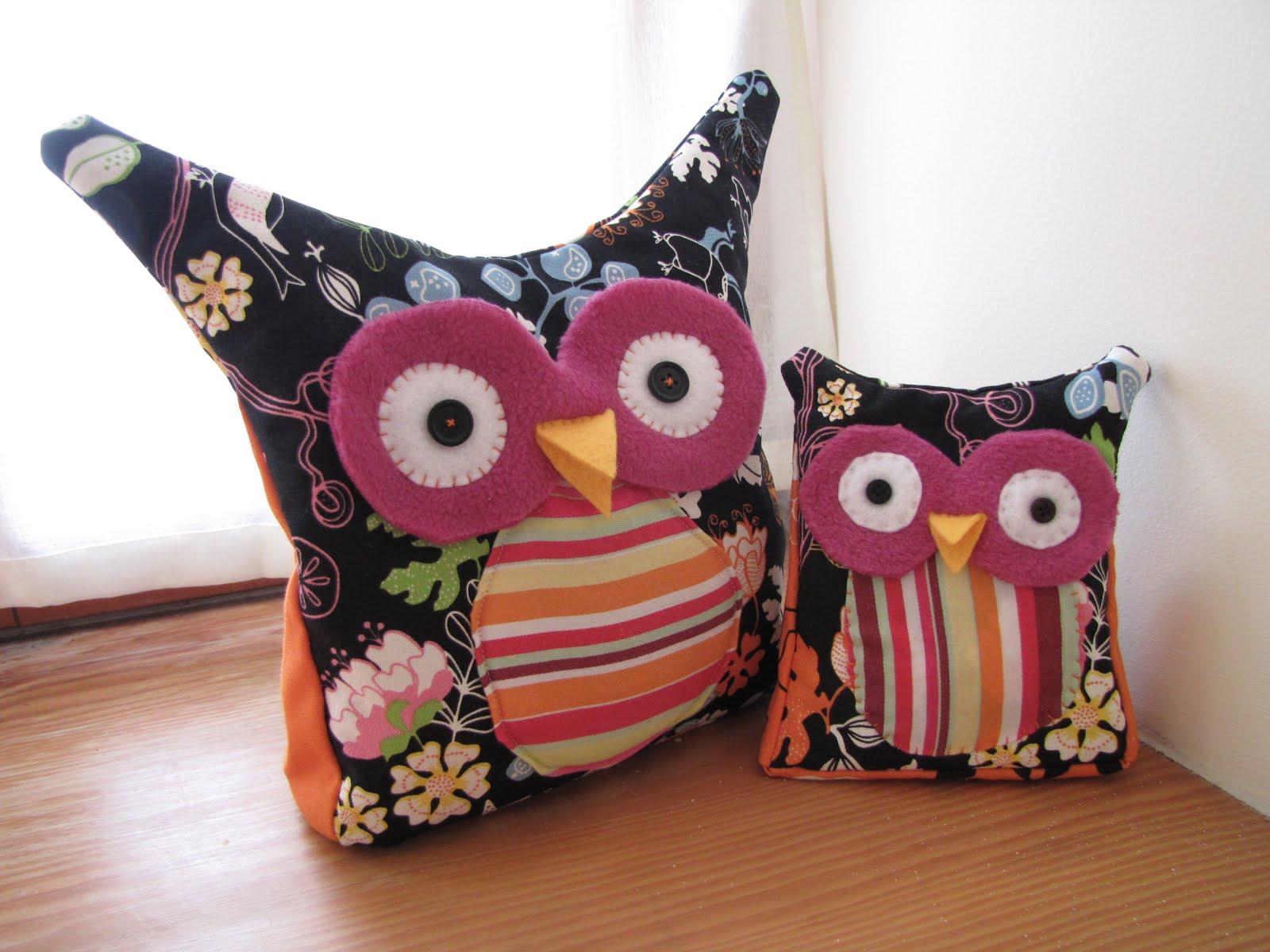 Sewn By Rosie Free Owl Door Stop Pattern