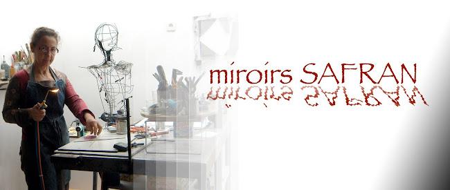 création de miroirs décoratifs
