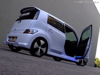 Tricked Out Scion Tc >> Pimped Cars: Pimped 2007 Daihatsu Materia