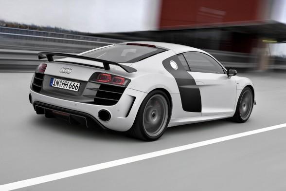 Pimped cars audi introduces 2011 r8 gt