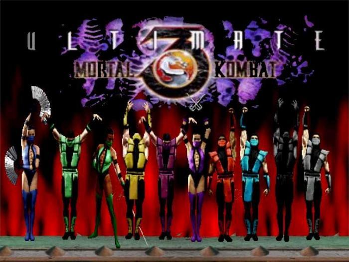 all mortal kombat characters pictures. mortal kombat characters
