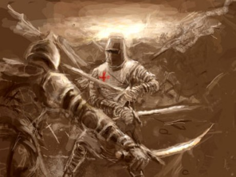 ( Knights )