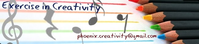 Exercise in Creativity