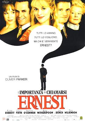 L'importanza di chiamarsi Ernest (2002)