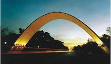Entrada a la Ciudad de Esperanza Provincia de Santa Fe.Ciudad donde Crecí.