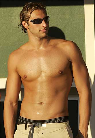 Shirtless Actors and Models: Ian Thorpe Shirtless in sexy ...