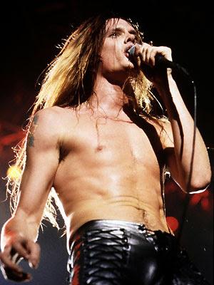 Grandes cantantes de metal