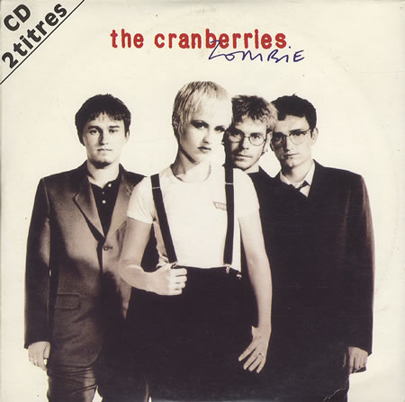 "Another one of my favorite 90s songs is ""Linger"" by the Cranberries."