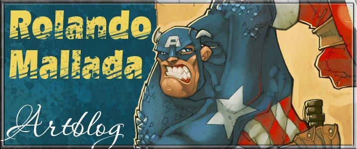 Rolando Mallada Artblog