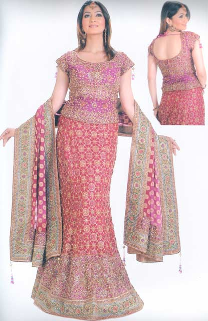 Dulhan Online 2011, Latest Bridal Dresses for 2011 Fashionable Brides