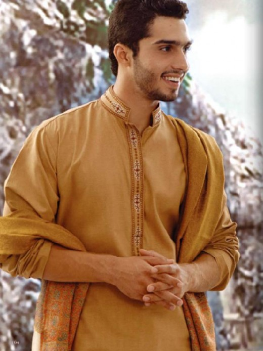 Designer Kurta for Mens 2010 - Dr3ss Of Th3 DAy 21st JUn3 2o12