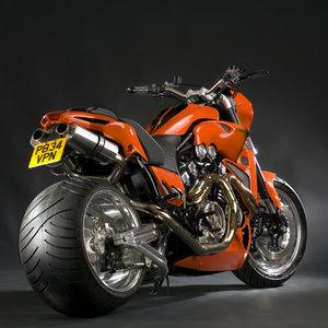 Yamaha V Max