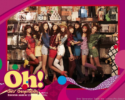 SNSD 3rd mini album Hoot - Girls Generation/SNSD 401x618