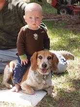 Cooper and Lulu