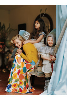 Madonna with kids