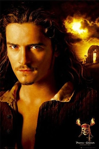 orlando bloom pirates of the caribbean 4. Orlando Bloom plays Joe Byrne,