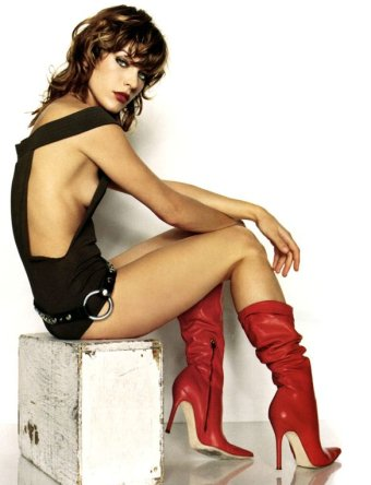 Milla Jovovich is