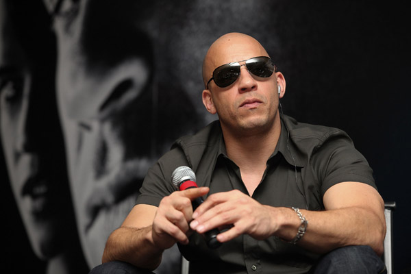 vin diesel body 23 pictures