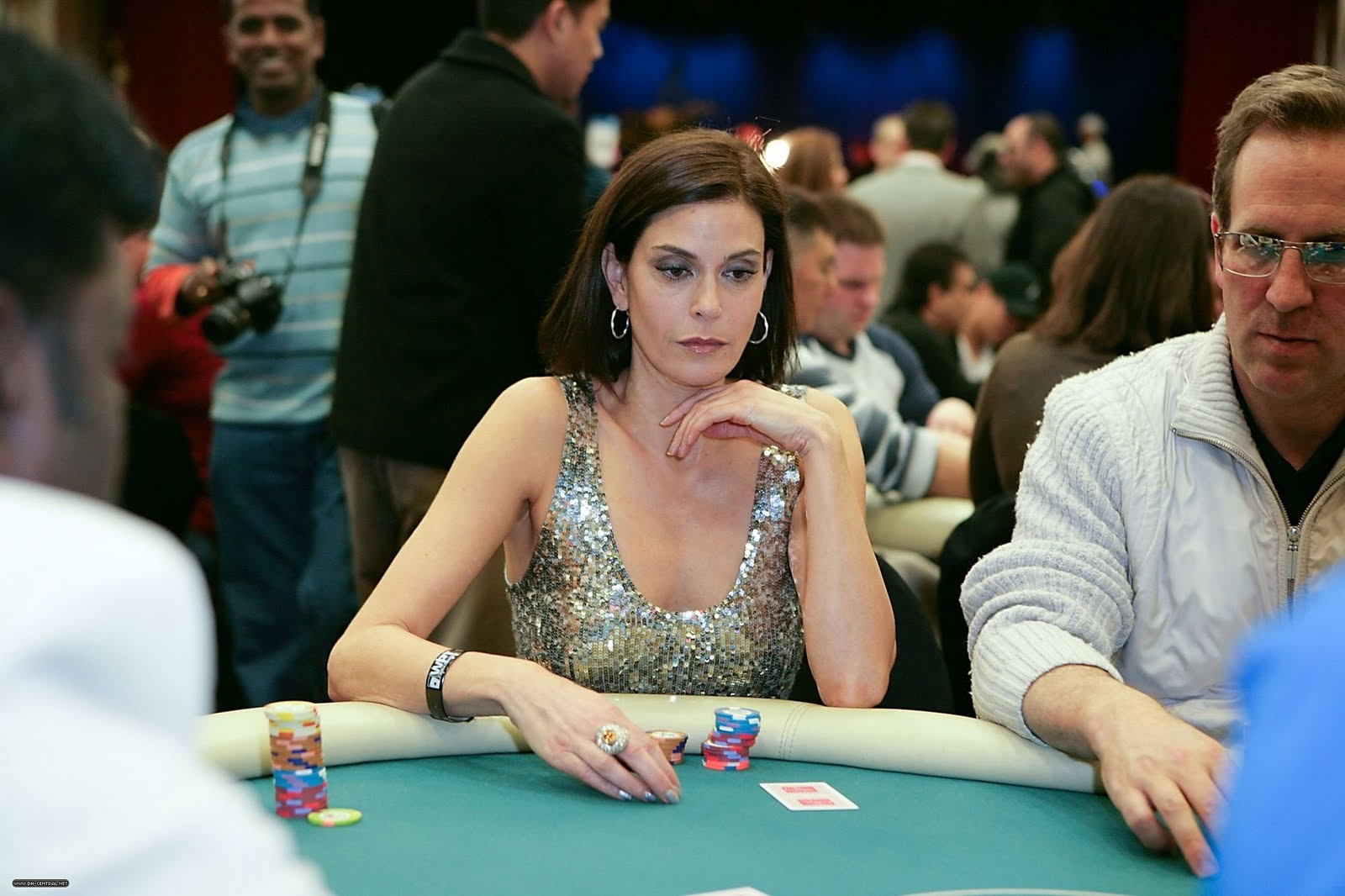 Celebrity poker tournament