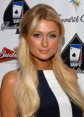 Paris Hilton | Poker