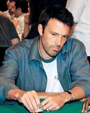 Ben Affleck | poker