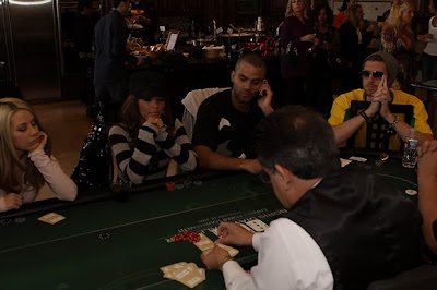 Eva Longoria | Poker Tournament