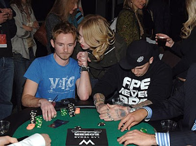 Chris Masterson | Poker