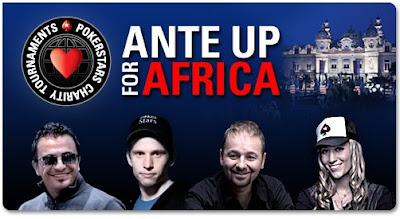 Ante Up For Africa  Poker Charity Tournament