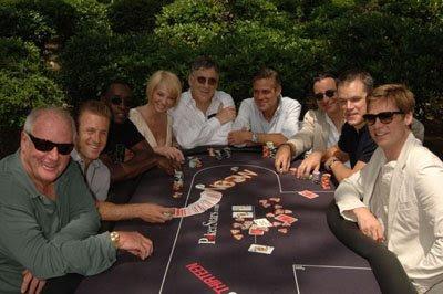 Brad Pittt  Poker