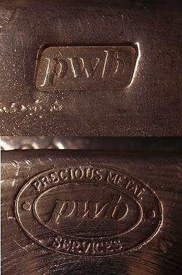 PETER W BECK bullion