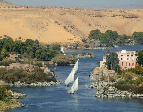 Umar Bin Khattab Tulis Surat untuk Sungai Nil