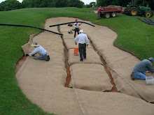 Bunker Liners and Drainage