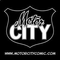MOTOR CITY COMIC