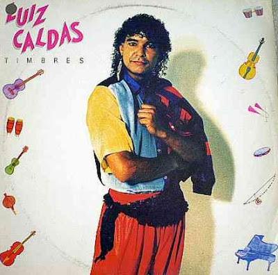 Cd Luiz Caldas - Timbres