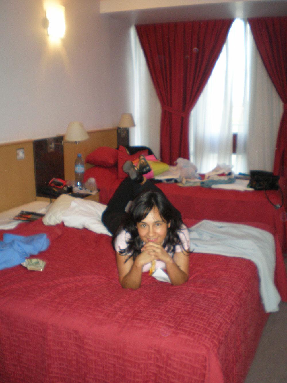 Recomiendo el Hotel Turismo
