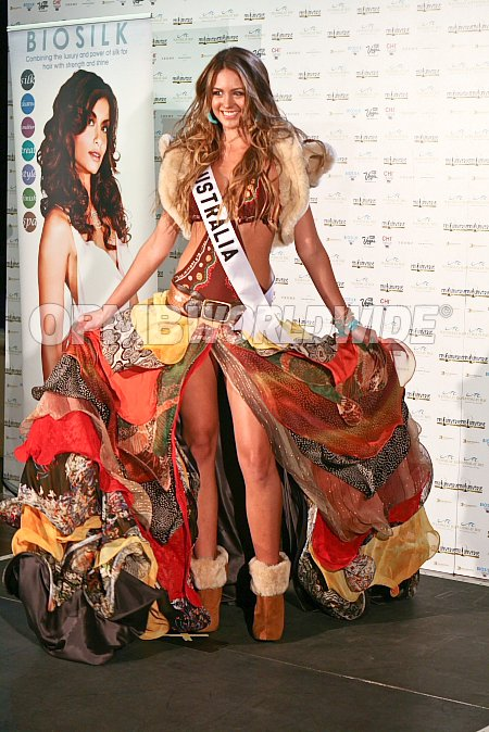 who sabotaged miss australia at the miss universe 2010 pageant being suspected philippines. Black Bedroom Furniture Sets. Home Design Ideas